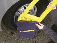 Milenco Compact Plus Wheel Clamp