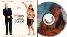 Queen Latifah   31 Tr. Picture CD PROMO Audio Press Kit   HAUS ÜBER KOPF © 2003