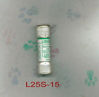 Littelfuse L25s15 Fuse L25s 15 250 Volt 15 Amp Powrgard