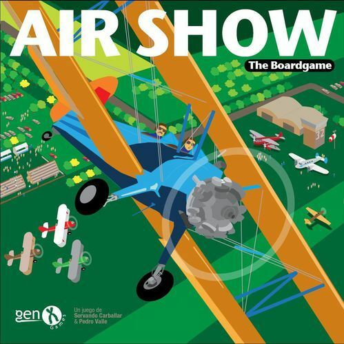 Spiele Spiel Air Show Gen X games