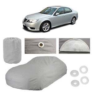 Fiat 500 5 Layer Car Cover Fitted In Out door Water Proof Rain Snow UV Sun Dust