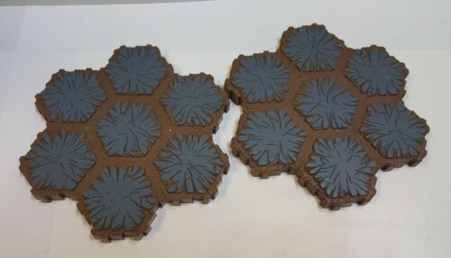 HEROSCAPE Terrain ROCK Hex Tiles   ~~Choice Piece~~