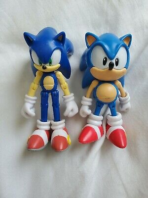 Jazwares Sonic The Hedgehog Classic Modern Figure Lot Ebay