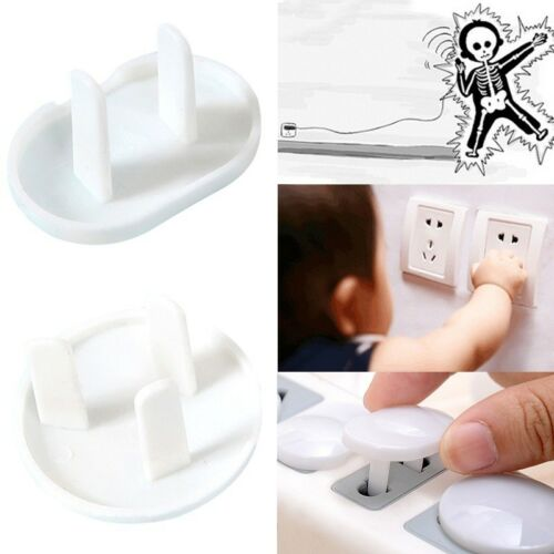 12X Power Outlet Plug Proof Protective Covers Baby Kid Safety Protector