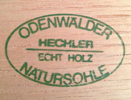 Zedernholzsohlen,3 Paar Odenwälder Natursohlen,Zedernsohlen für Damen und Herren