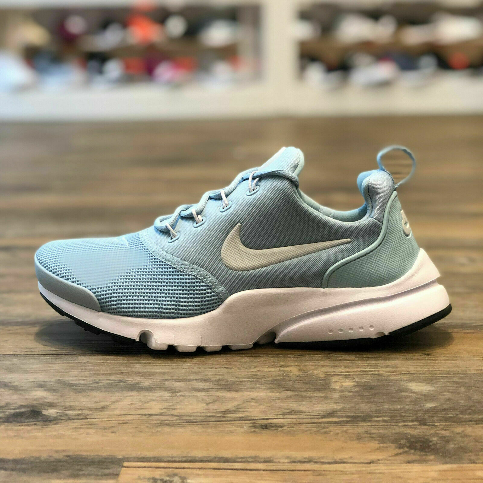 Nike Presto Gr.36 Running Turnschuhe blau mint Free Schuhe Fintess 913967 401
