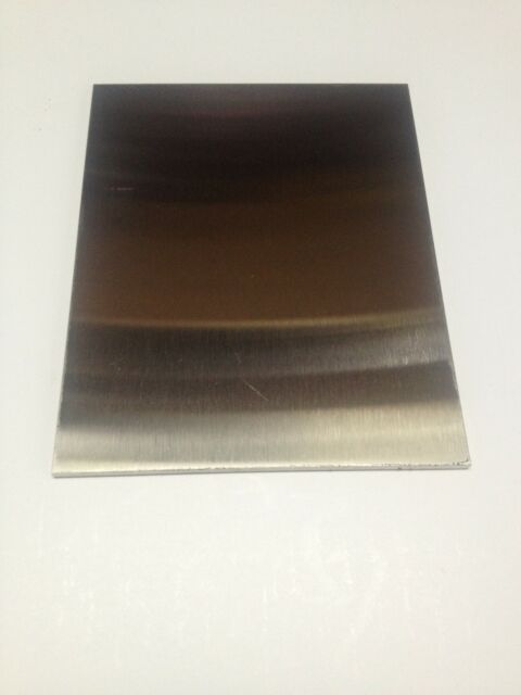 """5052 Aluminum .0625/"""" 1//16/"""" x 2/"""" x 9/"""" Aluminum Plate 16 gauge"""