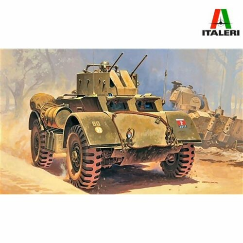 Italeri 6463 T17E2 Staghound AA 1//35 Scale plastic model kit