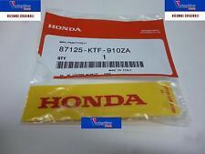 ADESIVO HONDA ROSSO ANTER CARENA SCUDO HONDA SH 125 I - SH 150 I SPORT 2005/2008