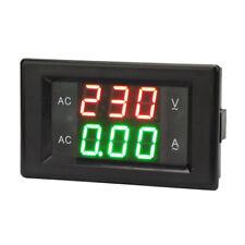 Yb4835va Digital Display Ac 130500v50a Led Ampere Meter Voltmeter