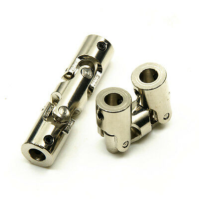 2//3//4//5//6//8//10mm Boat Car Shaft Coupler Motor connector Universal Joint Coupling