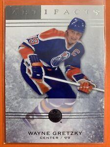 2014-15-Upper-Deck-Artifacts-41-Wayne-Gretzky-Edmonton-Oilers-Legend