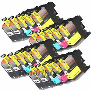 20pk-LC203XL-LC-203XL-Ink-Set-For-Brother-LC201-MFC-J460dw-MFC-J480dw-MFC-J485dw