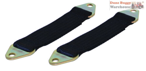 Dune Buggy Woods Buggy Jeep Off Road Suspension Limit Straps 14 Inch