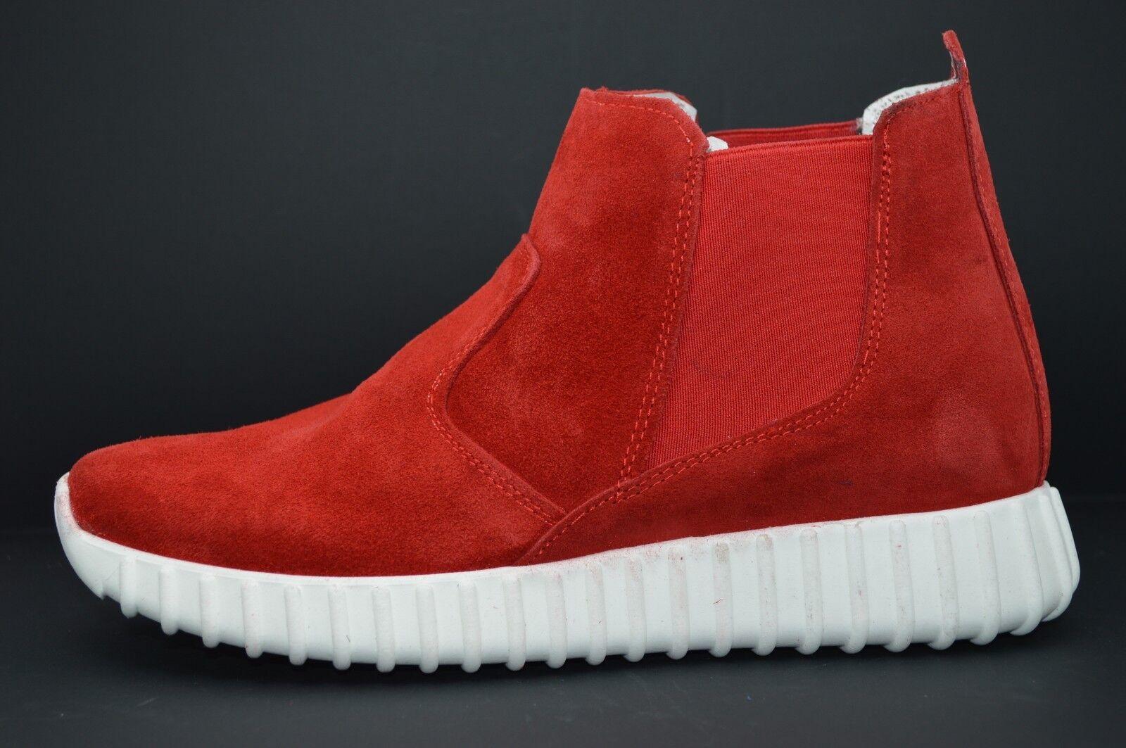 Scarpe sneakers uomo sportive scamosicate con elastici vera pelle da  ginnastica 21d6dabb137