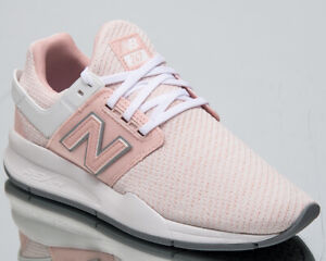 Prestado Seguir Descodificar  New Balance 247 Womens Oyster Pink Shoes Casual Lifestyle Sneakers WS247-TI  | eBay