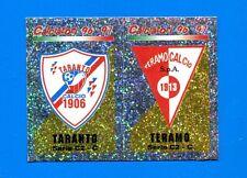 CALCIATORI PANINI 1996-97 Figurina-Sticker n. 637 -TARANTO-TERAMO SCUDETTO-New