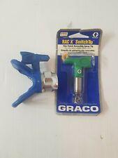 Graco Rac X Switch Tip Ltx515 246 Tip Guard Base