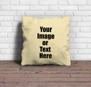 Details zu Custom cushion cover, Personalised Cushion, Design your own cushion, Personalise