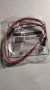 Kabel-Daten-SATA-Rot-fuer-HD-Disk-Festplatte-Serial-Ata-III-50-CMS-Seriell
