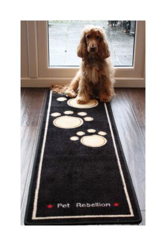 PET REBELLION chien Runner Noir//marron divers taille PR-4955