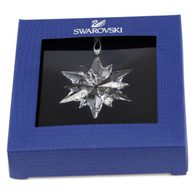 8ea351f64 Swarovski Little Star Ornament 2017 Crystal 5257592 T7 for sale ...