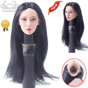 Ymtoys-1-6-Scale-Gril-Xiu-Head-Sculpt-in-Actionfigur-Fit-12-Zoll-Seamless-Body