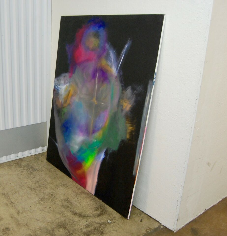 Akrylmaleri, KARE - Original Kunst , motiv: Abstrakt