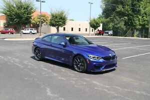 2020 BMW M4 CS COUPE W/EXECUTIVE PKG