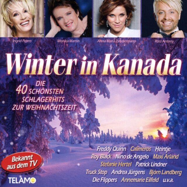 Various - Winter In Kanada-Die 40 Schönsten Schlagerhits Zur