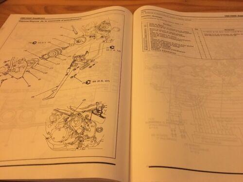 1992 honda cbr1000f workshop repair manual downloa