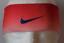 NIKE Adult Unisex Fury Headband 2.0 Color University Red//Orange//Blue Size OSFM
