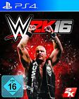 WWE 2K16 (PS4) Wrestling - MINT - Super FAST First Class Delivery FREE