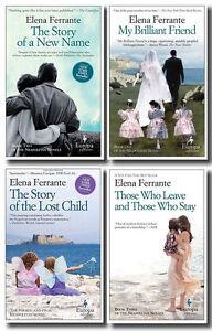 Elena ferrante neapolitan novels book 4