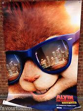 Cinema Banner: ALVIN AND THE CHIPMUNKS THE ROAD CHIP 2016 (Simon) Jason Lee