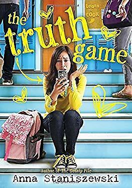 The Truth Game The Dirt Diary Paperback Anna Staniszewski