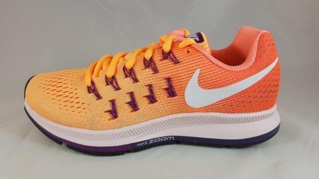 555d4a083f5e9 Women s Nike Air Zoom Pegasus 33 Running Shoes Peach Cream bright ...