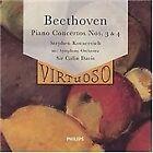 Ludwig van Beethoven - Beethoven: Piano Concertos Nos. 3 & 4 (1989)