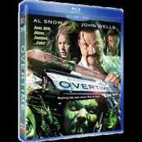 Overtime - Blu-ray/dvd Combo - Al Snow, John Wells, Sebrina Siegal -