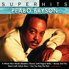 Peabo Bryson - Super Hits [New CD]