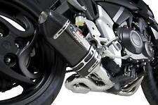 Honda CB1000R ABS 11-13 R-77 Race 3/4 Exhaust Carbon Fiber Sleeve by Yoshimura