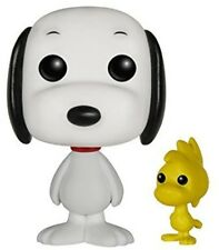 Peanuts - Snoopy & Woodstock Funko Pop! Television Toy