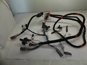 volvo 43902154 wiring harness compactor sd116f sd116dx sd100d sd105f rh ebay com wiring a capacitor to a motor wiring a capacitor