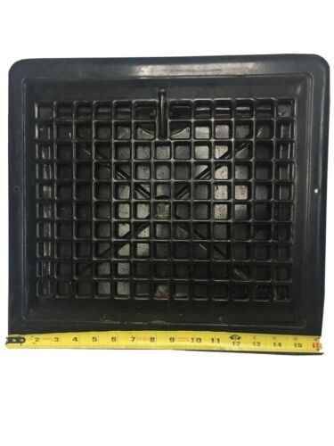 Vintage Furnace Air Wall Vent Grate