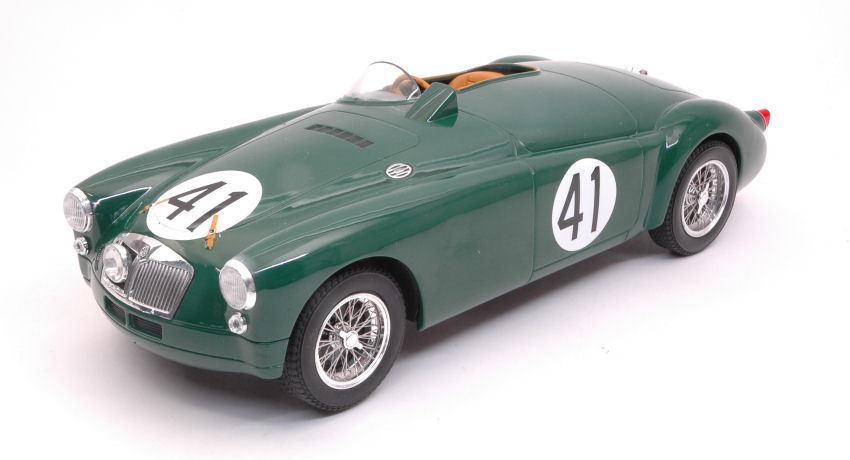 MG A th Lm 1955 K. Miles   J. Lockett 1 18 Model TRIPLE 9