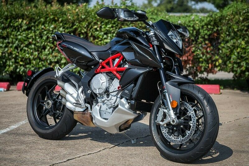 MV AGUSTA 800 RIVALE ABS STRIPPING FOR SPARES 2015