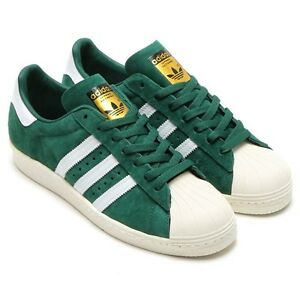 ckidb Suede Shoes Sneakers Adidas Superstar 80s DLX Suede B35987 Men&