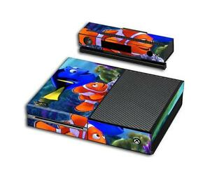 Image is loading FINDING-NEMO-XBOX-ONE-Skin-Vinyl-Decal-Console-