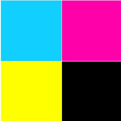 1 Set 4L oder 6L Eco Solvent Tinte für Epson® Mimaki® Mutoh® Roland® EcoSolvent