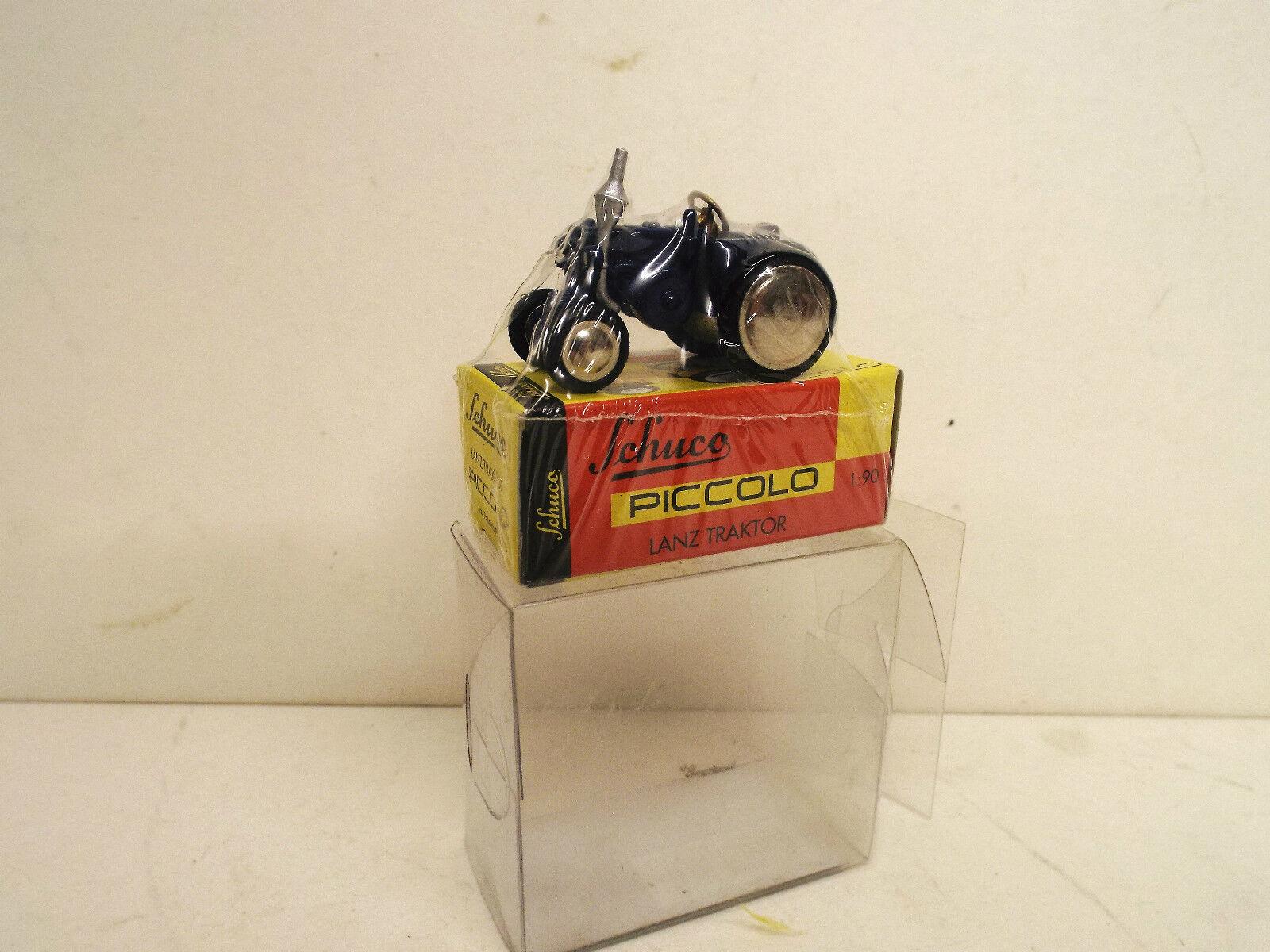 01601 SCHUCO PICCOLO LANZ BULLDOG TRACTOR MIMB 1 90  (BS1031)